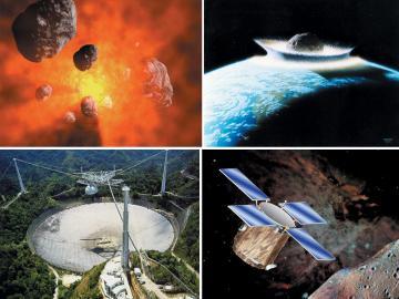 ดาวเคราะห์น้อย'YU55' มหันตภัยใกล้(ชน)โลกมนุษย์