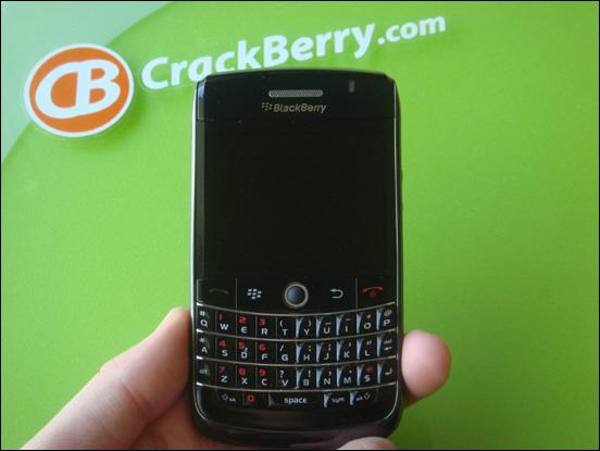BlackBerry Onyx หลุดไปวางขายใน eBay