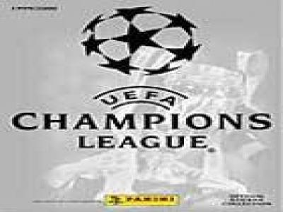 Panini Champions League 1999/00 Mint Set 306 stickers