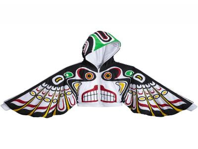 Adidas Original X Jeremy Scott Women's Eagle Hoodie Totem 2013