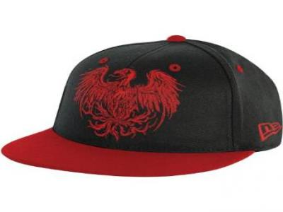 A Day To Remember Black And Red Baseball Cap