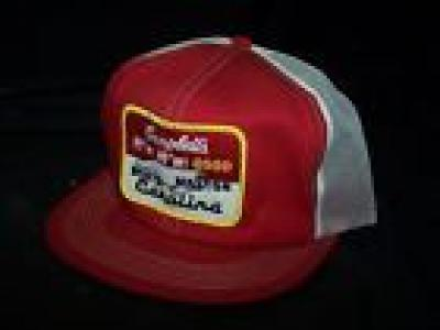 Vintage Original CAMPBELL'S SOUP Trucker's Hat Snapback Cap – Maxton NC