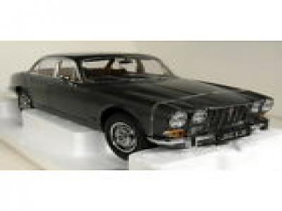 Paragon 1/18 Scale 98304r Jaguar XJ6 4.2 Gunmetal RHD diecast model car