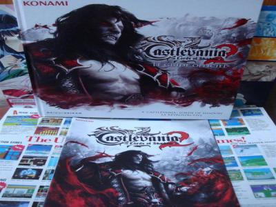 PS3 / 360:Castlevania - Lords of shadow 2 [GUIDE OFFICIEL + POSTER] NEUF - Fr