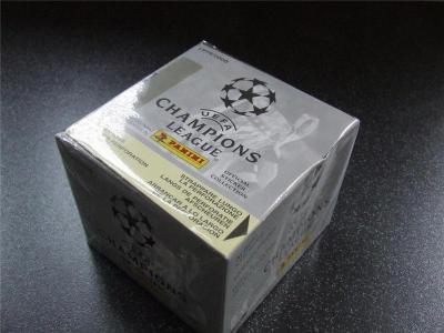 Panini Champions Lge 99 00 Unopened sticker Box 50pkts