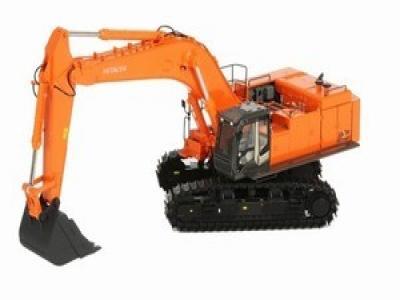 Hitachi ZX870 Excavator w/Bucket WSI Cillectibles