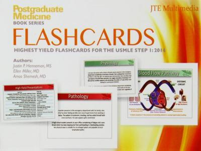 Highest Yield Flashcards for the USMLE: Step 1 2014