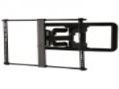 """SANUS VLF320 Super Slim Full-Motion Mount for 51"""" - 70"""" flat-panel TVs"""