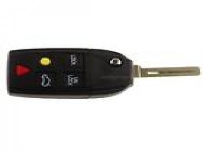 5 Btns Remote Flip Key Shell Case FOb For Volvo XC70 XC90 V50 V70 S60 S80 O8G