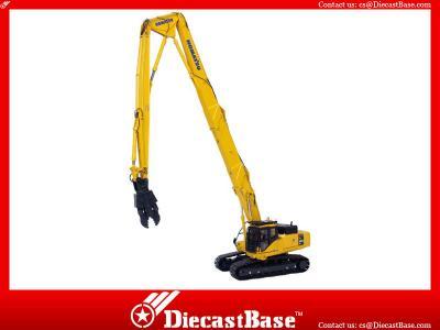UH8011 UH Komatsu PC450 Long Boom Demolition Fork 1:50