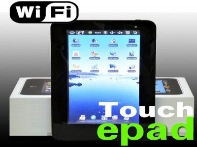 "7"" Touch MID Notebook Netbook UMPC PAD Android USB RJ45"