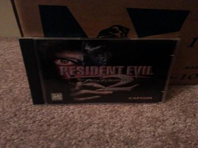 Resident Evil 2 Platinum Edition PC COMPLETE GREAT RARE! CHEAP!