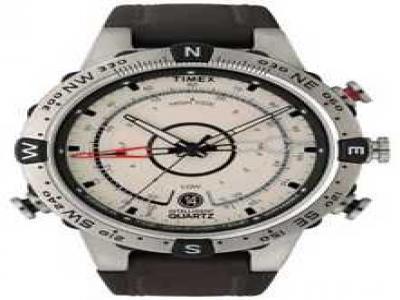 Timex Intelligent Quartz Tide Temp Compass T2N721D7PF Watch - 8% OFF!