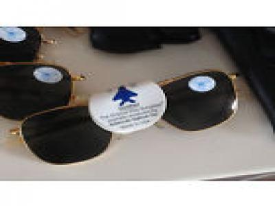 Vintage Aviator USA navy command AO FG 58 OPTICAL sunglasses BIG SIZE 57 MM FR