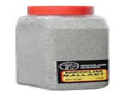 Woodland Scenics Gray Blend Ballast Medium 32oz B1394