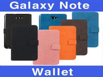 SAMSUNG GALAXY NOTE GT-N7000 i9220 PHONE CODI CARD DIARY WALLET CASE COVER